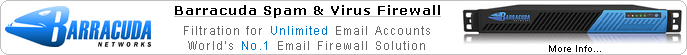 Barracuda Email Firewall India