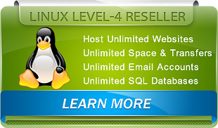 Linux Level4 Reseller Plan