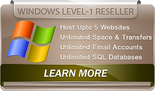 Windows Level1 Reseller Plan