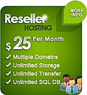 Master Reseller Web Hosting